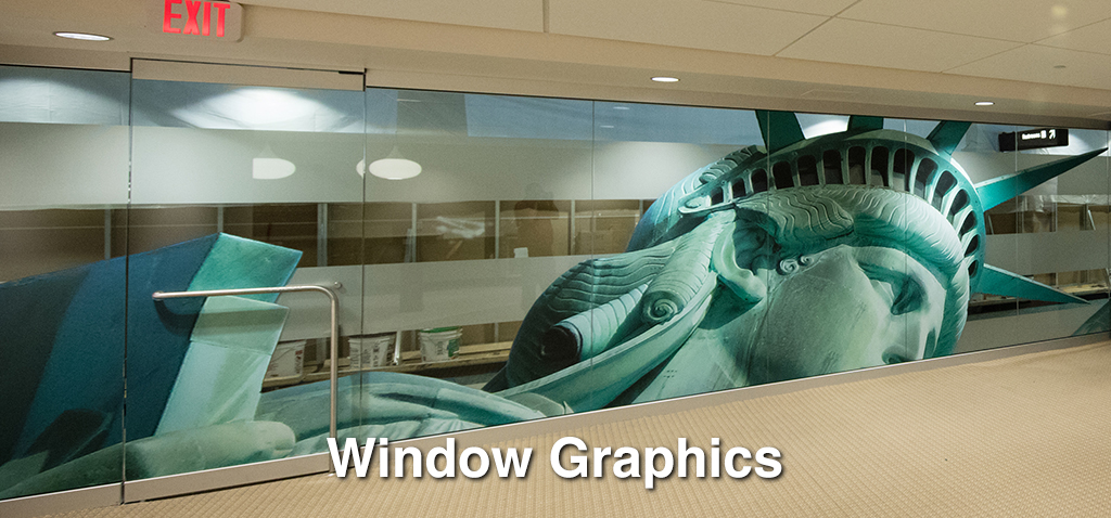 Window Graphics and Window Clings