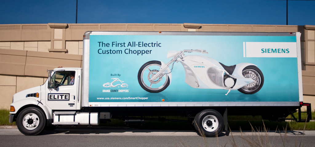 Box Truck Graphics Truck Side Wraps